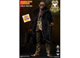 [Pre-order] DAM Toys 1/6 GK018 Gangsters Kingdom - Club 3 Peak Chen_ Box Set _DM141Z
