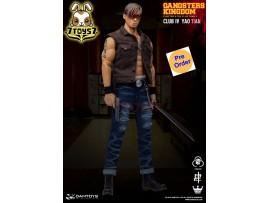 [Pre-order deposit] DAM Toys 1/6 GK019A Gangsters Kingdom - Club 4 YaoTian_ Box Set _DM122Z
