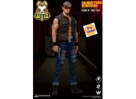 [Pre-order deposit] DAM Toys 1/6 GK019A Gangsters Kingdom - Club 4 YaoTian_ Box Set _DM122Z
