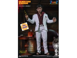 [Pre-order deposit] DAM Toys 1/6 GK023 Gangsters Kingdom - Diamond A - Angelo_ Box Set _DM217Z