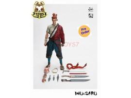 [Pre-order deposit] DAM Toys x AX2 STUDIO 1/6 Ninkyo - Seij_ Box Set _DM135Z
