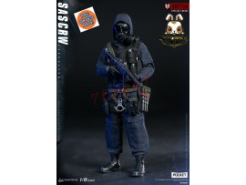 [Pre-order] DAM Toys 1/12 PES001 Pocket Elite Series: SAS CRW Assaulter_ Box Set _DM112Y