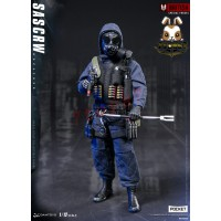 DAM Toys 1/12 PES002 Pocket Elite Series: SAS CRW Breacher_ Box Set _DM112Z