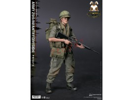 DAM Toys 1/12 PES004 Pocket Elite Series: Army 25th Infantry Division Private_ Box Set _DM114Y