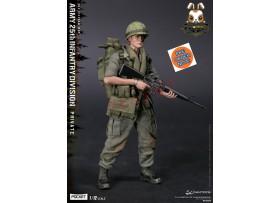 [Pre-order] DAM Toys 1/12 PES004 Pocket Elite Series: Army 25th Infantry Division Private_ Box Set _DM114Y