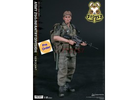 [Pre-order] DAM Toys 1/12 PES005 Pocket Elite Series: Army 25th Infantry Division Private Sergeant_ Box Set _DM205Z