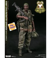 [Pre-order] DAM Toys 1/12 PES010 Pocket Elite Series: Army 25th Infantry Division M60 Gunner_ Box Set _DM206Z