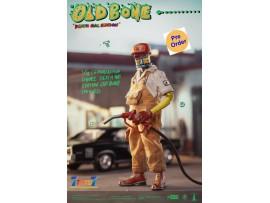 [Pre-order deposit] DAM Toys x Coal Dog 1/12 PES021 Death Gas Station series - Old Bone_ Box Set _DM168Z