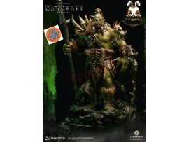"[Pre-order] DAM Toys: Epic Series: Warcraft movie Kilrogg Deadeye 29""_ Statue _DM109Z"