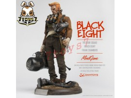 DAM Toys 1/6 MindGame The Gobi Squad - Black Eight: Frank Chambers_ Box _DM062Z
