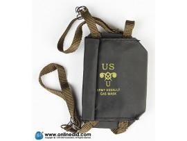 DID 1/6 Private Daniel Sniper_ Gas Mask Pouch _US Army SPR_DDX16I