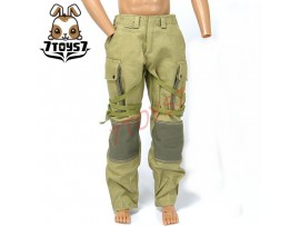 DID 1/6 A80097 101st Airborne Saving Private Ryan_ Paratrooper Pants _ DD049K
