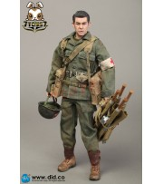 DID 1/6 A80126 77th Infantry Division Combat Medic - Dixon_ Box Set _DD088Z