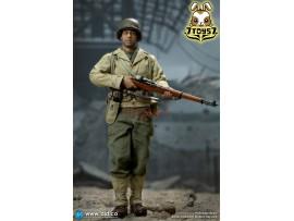 DID 1/6 A80140 WWII US Ranger 2nd Battalion Series 1: Private Caparzo_ Box set _DD104Z