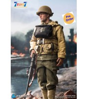 [Pre-order deposit] DID 1/6 A80141 WWII US 2nd Ranger Battalion - Private Reiben_ Box Set _DD108Z