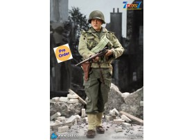 [Pre-order deposit] DID 1/6 A80144 WWII US 2nd Ranger Battalion Series 4 - Private Jackson_ Box Set _DD116Z