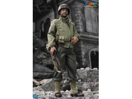 DID 1/6 A80150 WWII US 2nd Ranger Battalion S5 - Sergeant Horvath_ Box Set _DD122Z