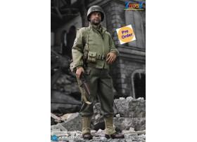 [Pre-order deposit] DID 1/6 A80150 WWII US 2nd Ranger Battalion S5 - Sergeant Horvath_ Box Set _DD122Z
