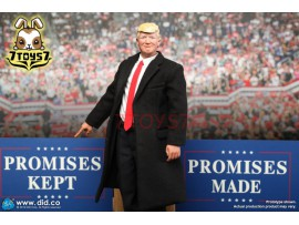 DID 1/6 AP003 Donald Trump 2020_ Box Set _Now DD103Z