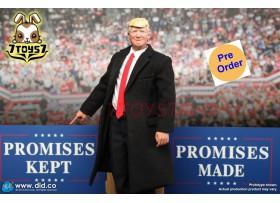 [Pre-order] DID 1/6 AP003 Donald Trump 2020_ Box Set _DD103Z