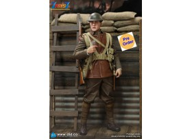 [Pre-order deposit] DID 1/6 B11011 WWI British Infantry Lance Corporal - William_ Box Set _DD114Z