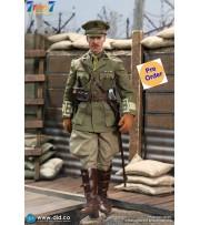 [Pre-order deposit] DID 1/6 B11012 WWI British Officer - Colonel Mackenzie_ Box Set _DD123Z