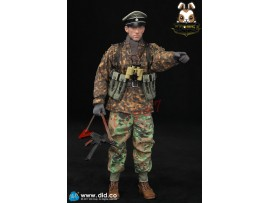 DID 1/6 D80118 12th SS-Panzer Division Hitlerjugen - Rainer_ Box Set _DD077Z-Pre-order