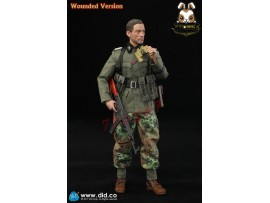 DID 1/6 D80118S 12th SS-Panzer Division Hitlerjugen - Rainer_ Box Set Wound Ver _DD077Y-Pre-order