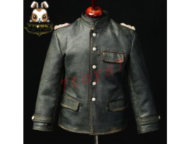 DID 1/6 WWII German Panzer Officer - Joachim_ Leather Jacket _Now DD071G