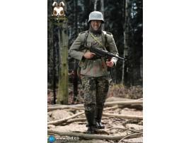 DID 1/6 D80131 Panzer Division Das reich MG42 Gunner B - Egon_ Box Set _German WWII DD092Z