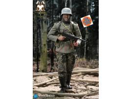 [Pre-order] DID 1/6 D80131 Panzer Division Das reich MG42 Gunner B - Egon_ Box Set _German WWII DD092Z