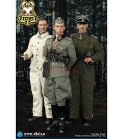 DID 1/6 D80137 SS Obersturmbannfuhrer Kurt Meyer_ Box Set _DD099Z
