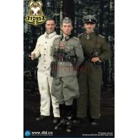 DID 1/6 D80137 SS Obersturmbannfuhrer Kurt Meyer_ Box Set _DD099Z