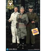 [Pre-order] DID 1/6 D80137 SS Obersturmbannfuhrer Kurt Meyer_ Box Set _DD099Z