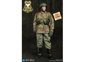 [Pre-order deposit] DID 1/6 D80142 20th Waffen Grenadier Div Radio Operator A: Dennis_ Box Set _DD106A