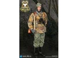 DID 1/6 D80143 20th Waffen Grenadier Div Radio Operator B: Matthais_ Box Set _DD106B