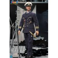 DID 1/6 D80148 - WWII German U-Boat Commander - Lehmann_ Box _DD111Z