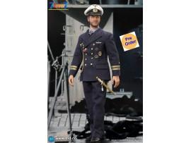 [Pre-order deposit] DID 1/6 D80148 - WWII German U-Boat Commander - Lehmann_ Box _DD111Z