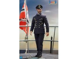 DID 1/6 D80149 WWII German U-Boat Stabsober Mechaniker / Stabsbootsmann - Johann_ Box _DD117Z