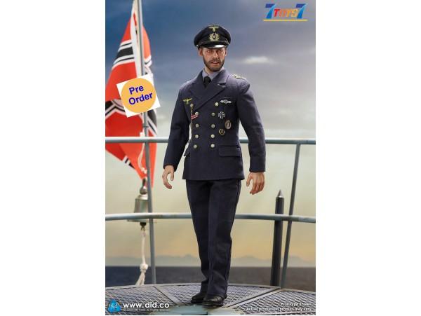 [Pre-order deposit] DID 1/6 D80149 WWII German U-Boat Stabsober Mechaniker / Stabsbootsmann - Johann_ Box _DD117Z