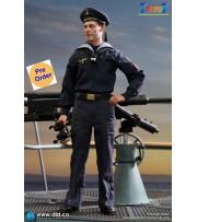 [Pre-order deposit] DID 1/6 D80153 WWII German U-Boat Seaman / Obermaat - Erwin_ Box Set _DD126Z