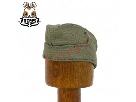 DID 1/6 D80109S WWII German Army Supply Duty: Hans_ Side cap w/ badges _DD062YH