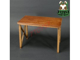 DID 1/6 Nachrichtenhelferinnen des Heeres - Sophie_ Wooden table_WWII Now DD055L