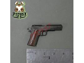 DID 1/6 T80093 Chicago Gangster: John_ Pistol w/ mag. _Depp 1930 Now DD040L