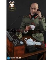 DID 1/6 D80123 WWII German Communications 2 WH Major General - Drud_ Box _DD082Z