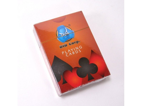 DID 1/1_ Real Playing Cards _game Now DDX99Q