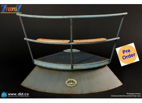 [Pre-order deposit] DID 1/6 E60059B WWII German U-Boat Conning Tower Gun Deck Diorama_ Regular Set _DD119Z