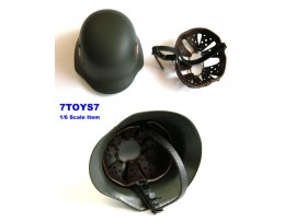 DID 1/6 E60033 German M42 Helmet 01 DDX59H