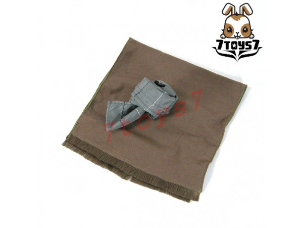 DID 1/6 Afghanistan Civilian Fighter - Asad_ Turban + patoo blanket _War DD066I