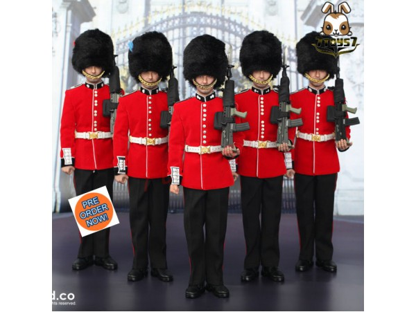 [Pre-order] DID 1/6 K80134 The Guards_ Box Set Version A _UK DD091X